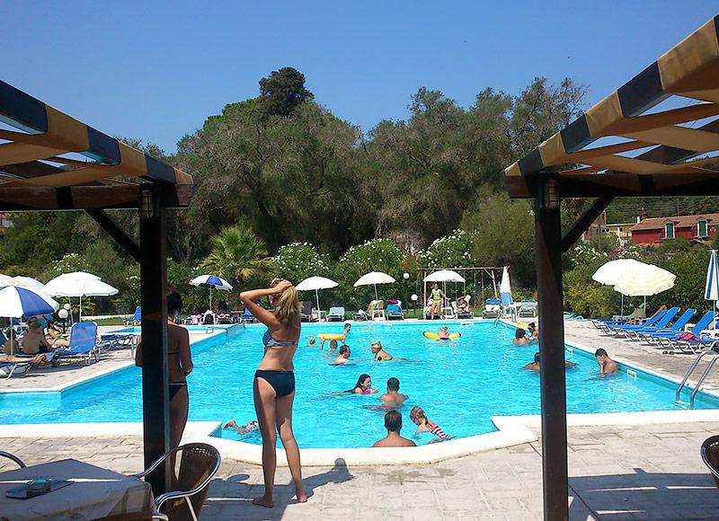 Villa Maria Korfu
